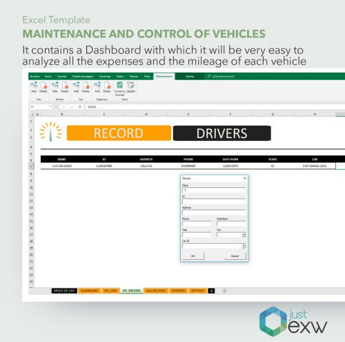 Maintenance and Control of Vehicles